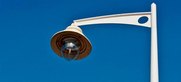 Servicios iluminación pública corte laser tubo