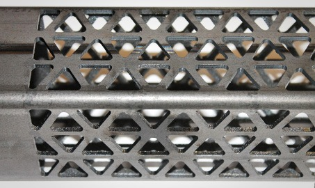 Galería de imagens corte láser tubo