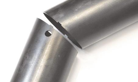 Galería de imágenes corte láser tubo