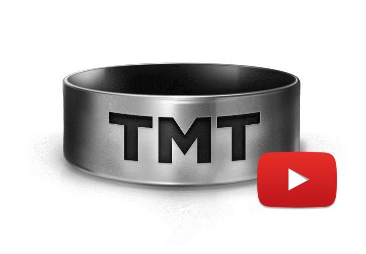 Logo TMTubulares en youtube